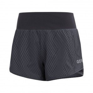 GORE® R5 Short Light Femme Print Terra grey / Terra grey Face