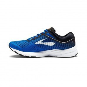 BROOKS Launch 5 Homme Bleu / Blanc / Noir