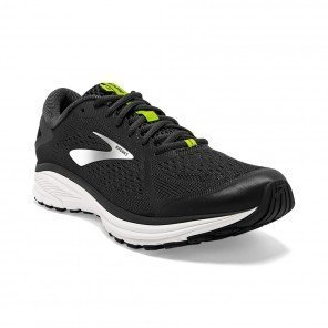 BROOKS ADURO 6 Homme | Black / Lime Punch / White