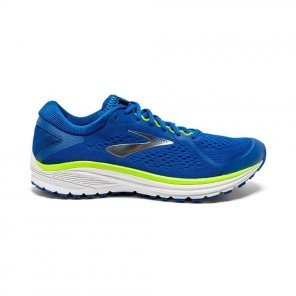 BROOK ADURO 6 Homme Blue/Lime/White