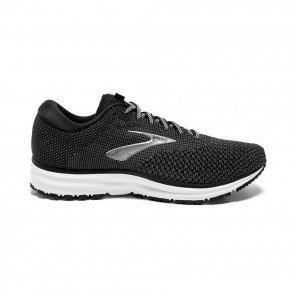 BROOKS REVEL 2 Homme Black/Grey/Grey