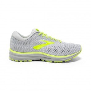 BROOKS REVEL 2 Homme Grey/Black/Nightlife