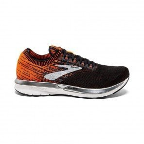 BROOKS RICOCHET Homme Black/Orange/Ebony