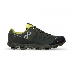 ON RUNNING Cloudventure Homme Forest | Sulphur | Collection Automne Hiver 2018