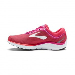 BROOKS Pureflow 7 Femme Orange / Rose / Blanc
