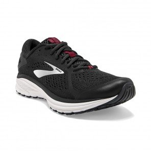 BROOKS ADURO 6 Femme | Black / Rumba Red/ White