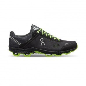 ON RUNNING Cloudsurfer Homme Black   Lime   Collection Automne Hiver 2018