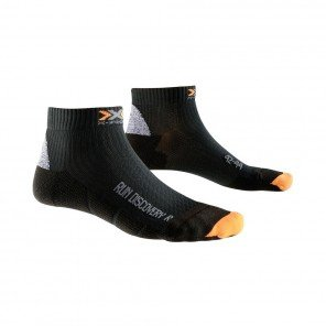 XSOCKS Run Discovery Homme Noir