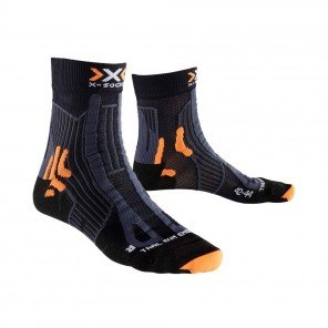 XSOCKS Trail Running Energy Homme Noir / Anthracite