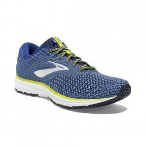 BROOKS REVEL 2 HOMME | SODALITE/CITADEL/LIME | Collection Printemps-Été 2019