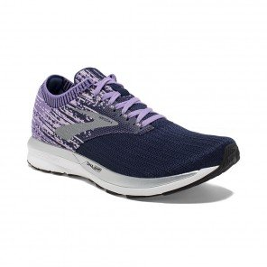 BROOKS RICOCHET FEMME | PURPLE/LILAC/NAVY | Collection Printemps-Été 2019