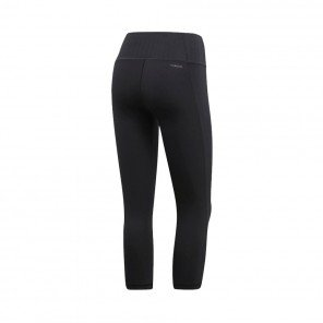 ADIDAS Legging Tight 3/4 Ultimate Climate Femme Noir