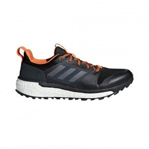 ADIDAS Supernova Trail Homme Carbon / Cblack / Orange Profil