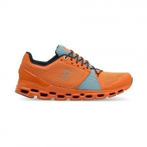On Cloudstratus Homme - Orange | Wash