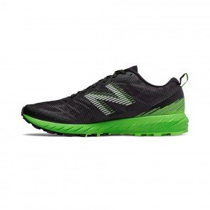New Balance Summit Unknown Homme | Black with Energy Lime