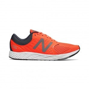 NEW BALANCE Fresh Foam Zante v4 Homme Dynamite with Thunder / Silver Profil Extérieur