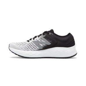 NEW BALANCE FRESH FOAM 1080v9 FEMME | WHITE WITH BLACK & VOLTAGE VIOLET