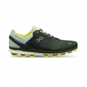 ON Cloudsurfer Homme Jungle | Lime