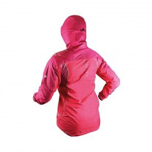 RAIDLIGHT Veste Imperméable Top Extreme MP+ Femme Grenadine / Bordeau
