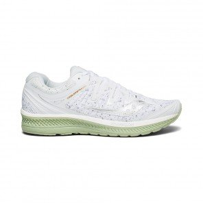 SAUCONY TRIUMPH ISO 4 Homme | White Noise | Collection Automne Hiver 2018