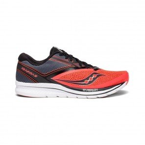 SAUCONY KINVARA 9 Homme Vizired | Black | Collection Automne Hiver 2018
