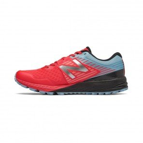 NEW BALANCE 910v4 Trail Femme Vivid Coral with Clear Sky / Black