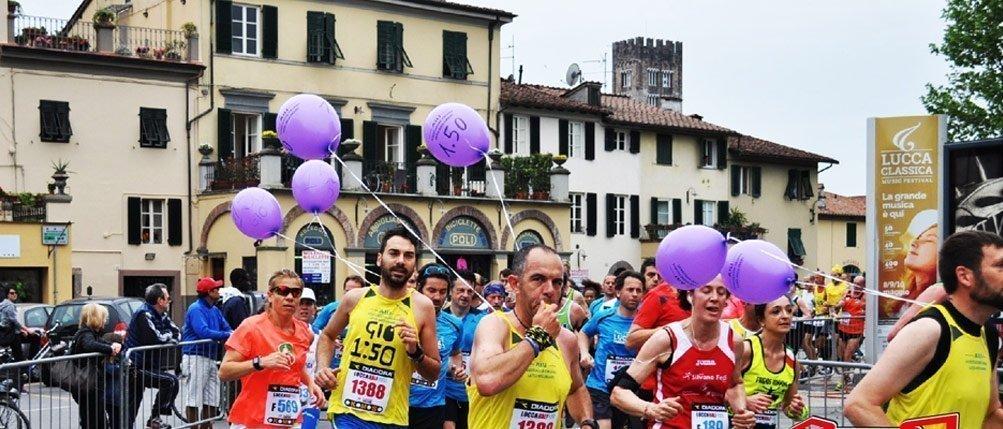 Marathon Lucca